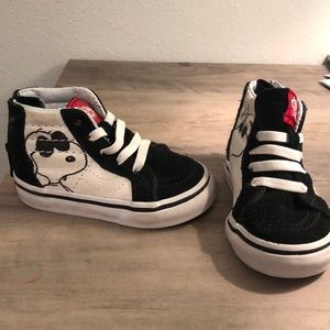 Vans Peanuts for toddler